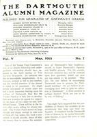 May - Jun 1913