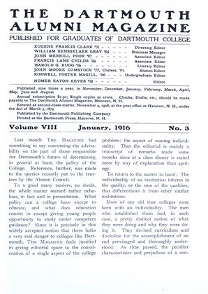 Cover for the January 1916 issue