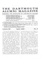 Apr - May 1920