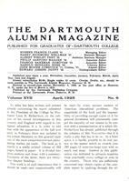 Apr - May 1925