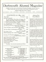 May - Jun 1931