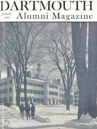 Cover for the January 1934 issue