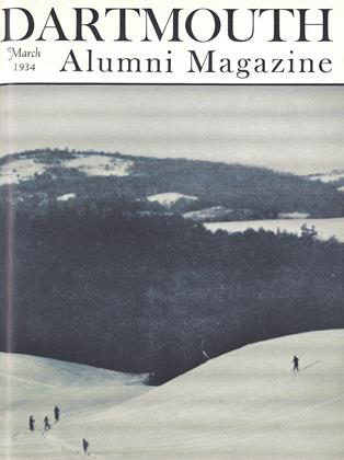 Cover for the March 1934 issue
