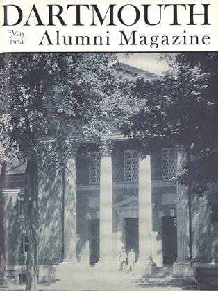 Cover for the May 1934 issue