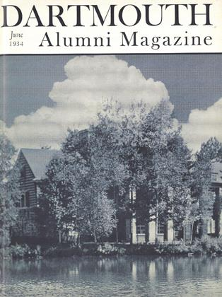 Cover for the June 1934 issue