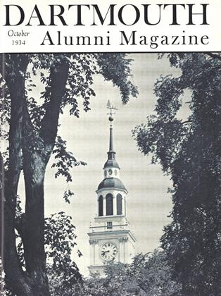 Cover for the October 1934 issue