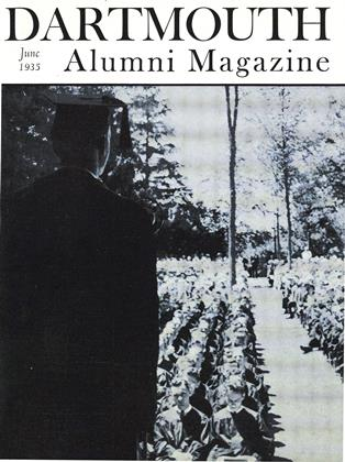 Cover for the June 1935 issue