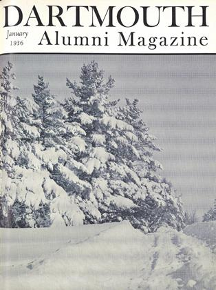 Cover for the January 1936 issue