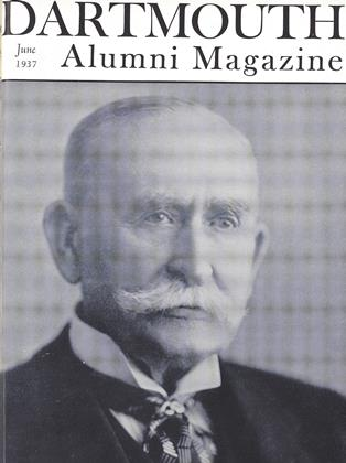 Cover for the June 1937 issue