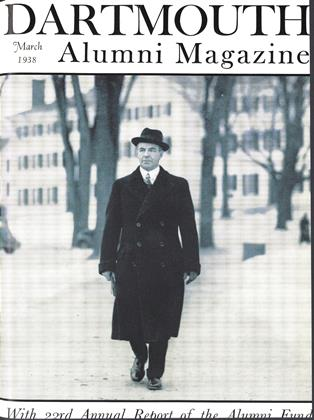Cover for the March 1938 issue