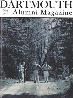 Cover for the May 1938 issue