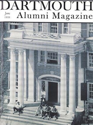 Cover for the June 1938 issue