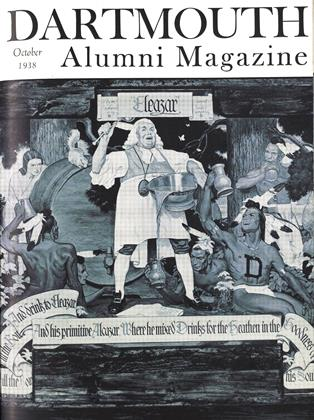 Cover for the October 1938 issue