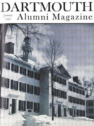 Cover for the January 1939 issue