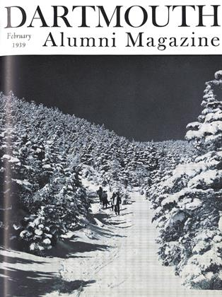 Cover for the February 1939 issue