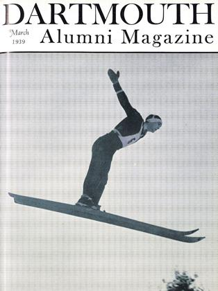 Cover for the March 1939 issue