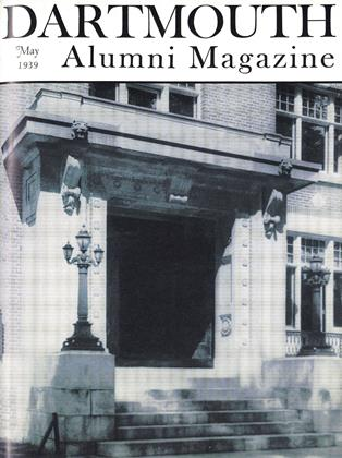 Cover for the May 1939 issue