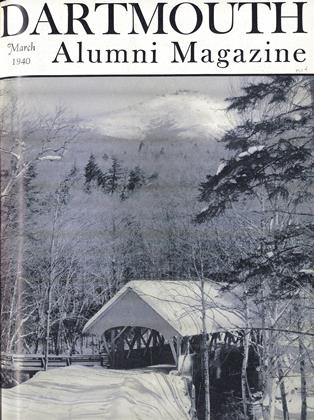 Cover for the March 1940 issue