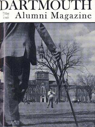 Cover for the May 1940 issue