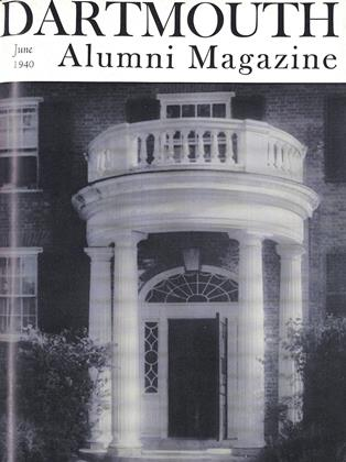Cover for the June 1940 issue