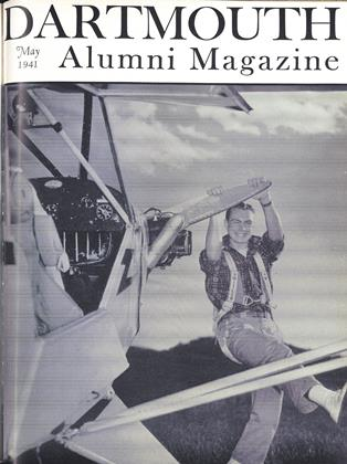 Cover for the May 1941 issue