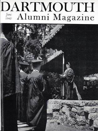 Cover for the June 1942 issue