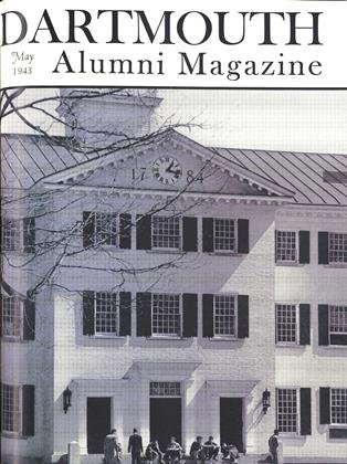 Cover for the May 1943 issue