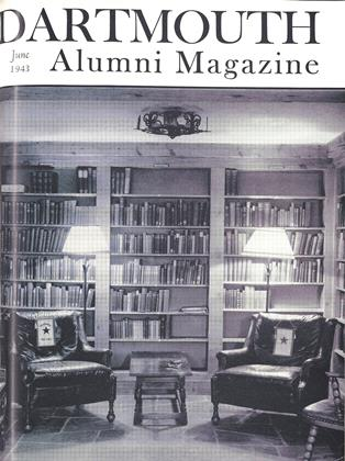Cover for the June 1943 issue
