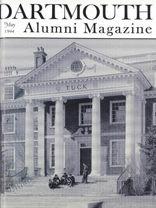 Cover for the May 1944 issue
