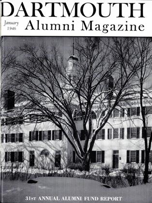 Cover for the January 1946 issue
