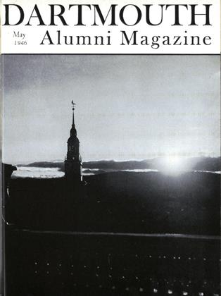 Cover for the May 1946 issue