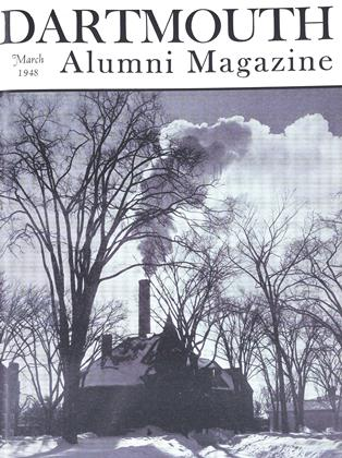 Cover for the March 1948 issue