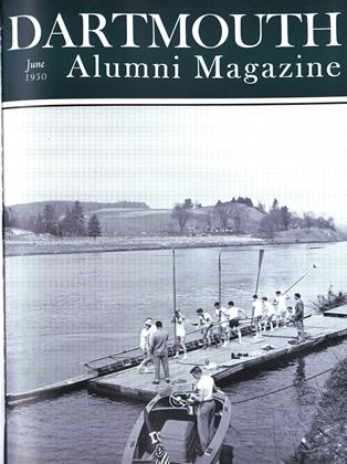 Cover for the June 1950 issue