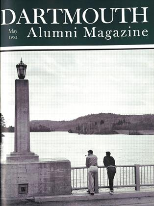 Cover for the May 1953 issue