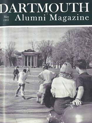 Cover for the May 1955 issue