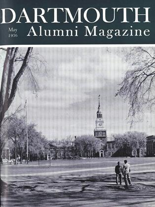 Cover for the May 1956 issue