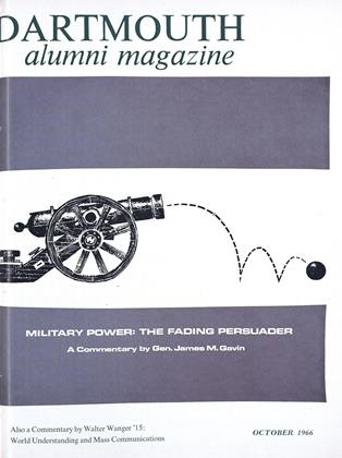 Cover for the October 1966 issue
