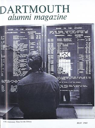 Cover for the May 1968 issue