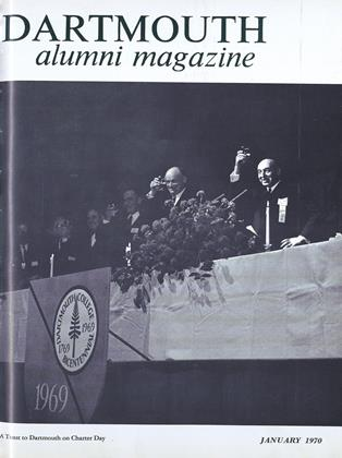Cover for the January 1970 issue