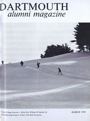 Cover for the March 1970 issue