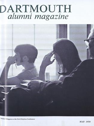 Cover for the May 1970 issue