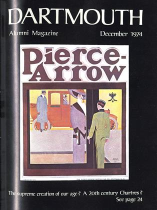 Cover for the December 1974 issue