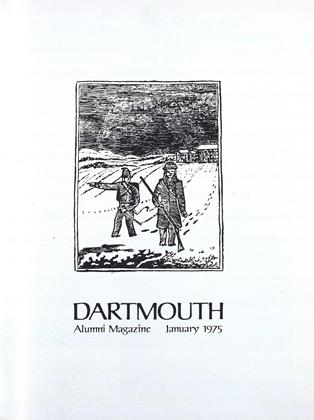Cover for the January 1975 issue
