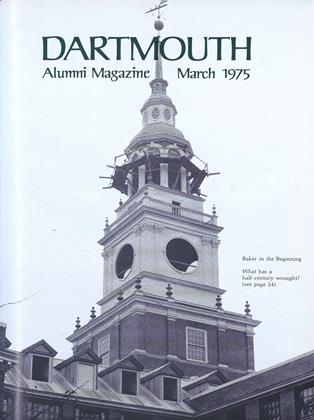 Cover for the March 1975 issue
