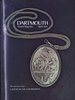Cover for the April 1975 issue