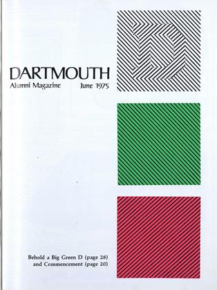Cover for the June 1975 issue