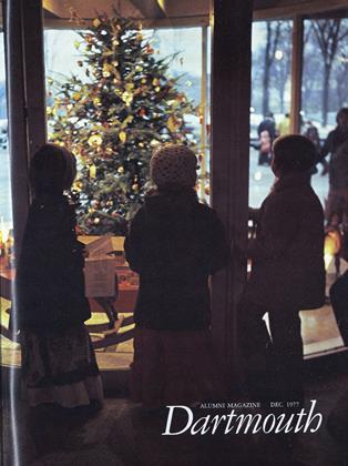 Cover for the December | January 1977 issue