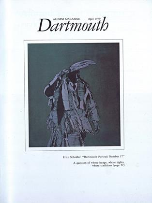 Cover for the April 1979 issue