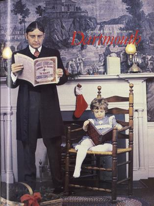 Cover for the December 1980 issue