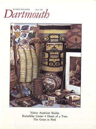 Cover for the June 1981 issue